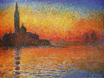 Monet Thames