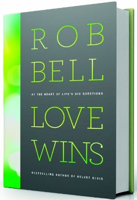 Cover of Love Wins by Rob Bell
