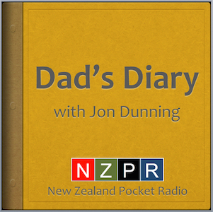 Dad's Diary from New Zealand Pocket Radio